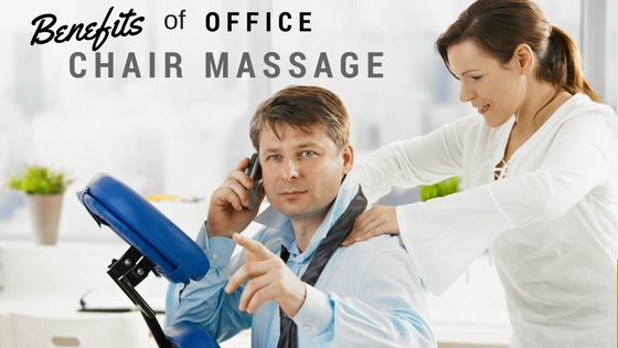 Office Chair Massage eureka