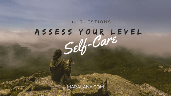 Assess Your Self-Care