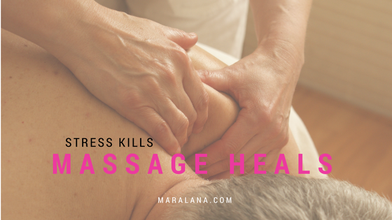 Stress kills Massage Heals (1)